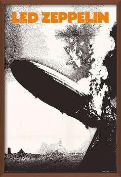 Poster înrămat Led Zeppelin - Led Zeppelin I