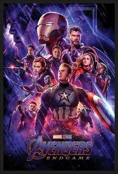 Poster înrămat Avengers: Endgame - Journey's End
