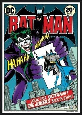 BATMAN Poster 3D