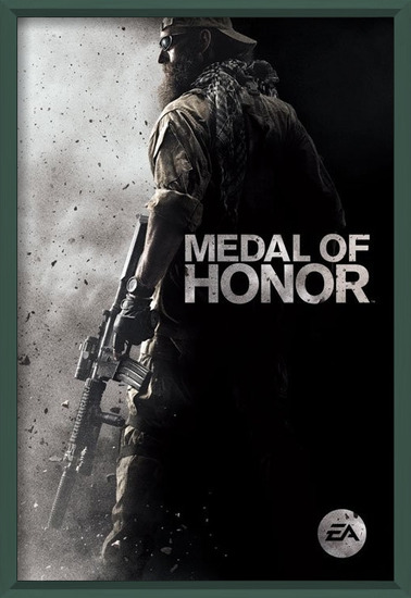Medal of Honor - calm Poster