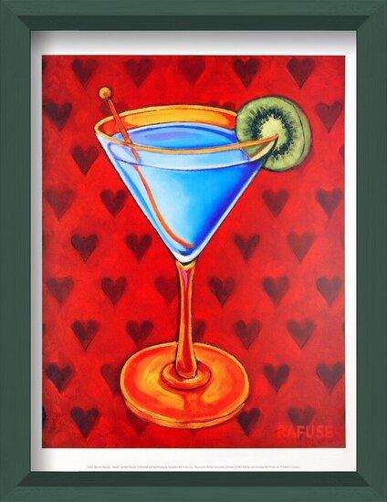 Martini Royale - Hearts Reproducere