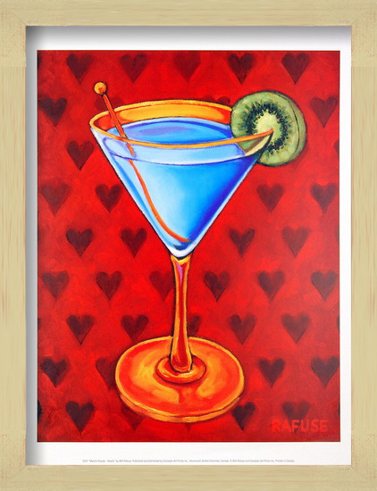Martini Royale - Hearts Reproducere