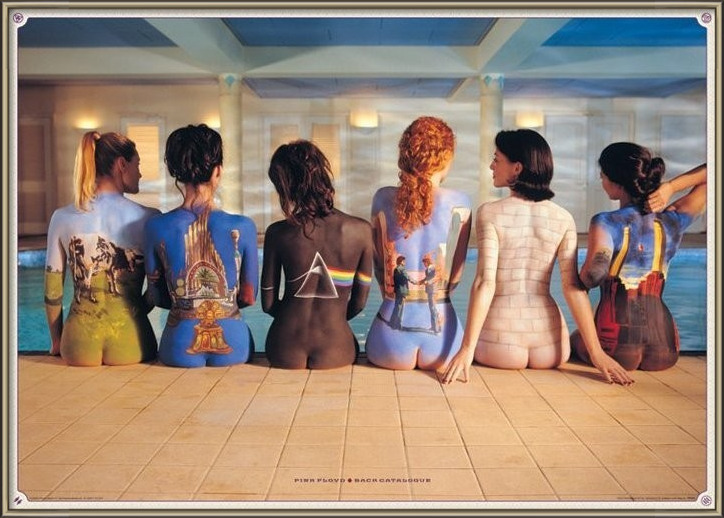 Pink Floyd - back catalogue Poster