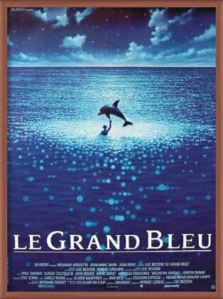 LE GRAND BLEU Poster