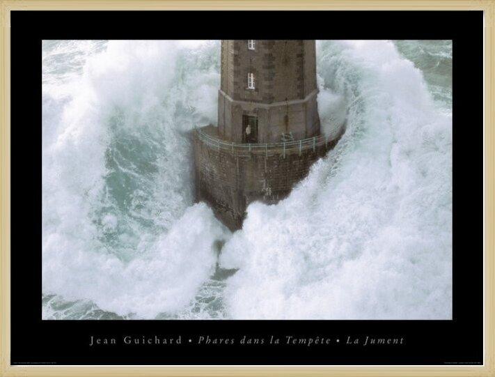 Jean Guichard - Phares Dans La Tempète, La Jument Reproducere