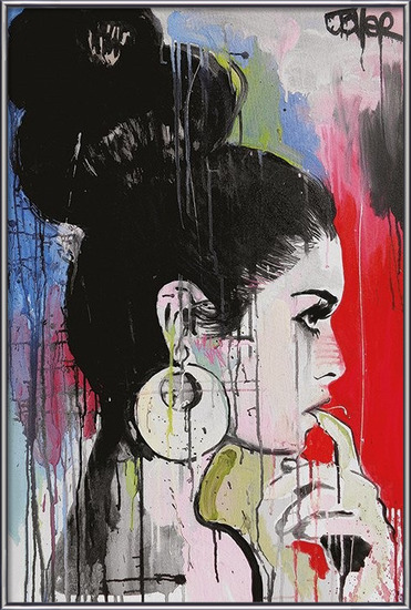 Loui Jover - Planets Poster
