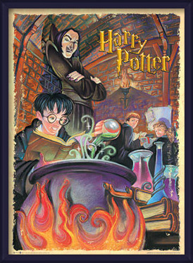 HARRY POTTER - snape classroom Poster