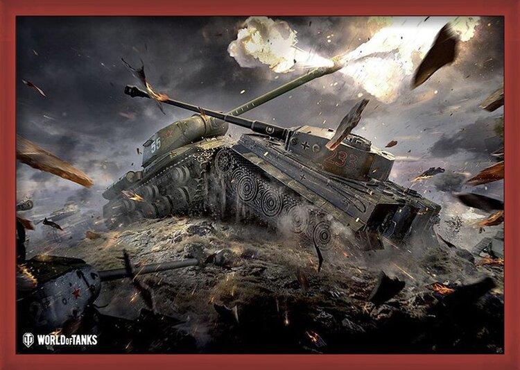World of Tanks - Tanks Poster