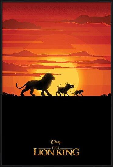 Regele Leu - Long Live The King Poster