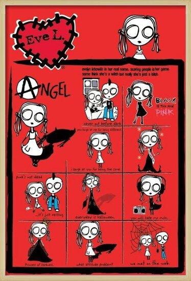 D&G Eve L. - montage Poster