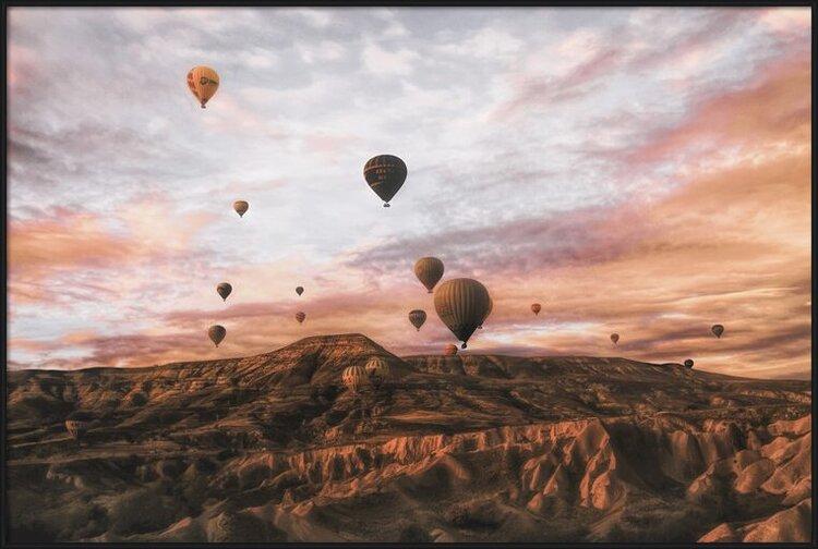 Fotografii artistice Cappodocia Hot Air Balloon