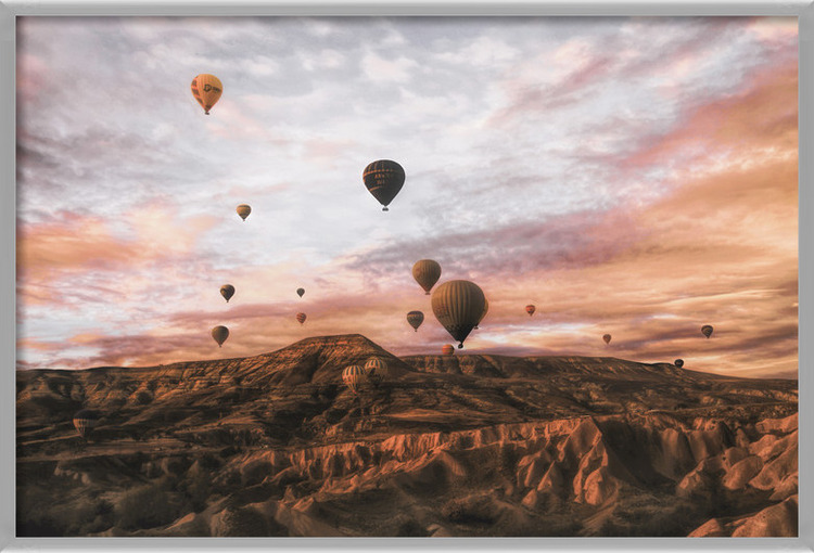 Fotografii artistice Cappodocia Hot Air Balloon